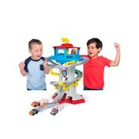 Paw Patrol True Metal Adventure Bay Rescue Way Playset
