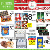 Pipers - Weekly Flyer
