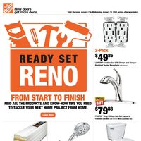 - Weekly - Ready, Set, Reno Flyer