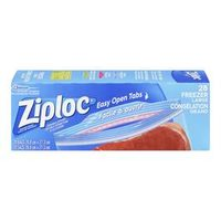 Ziploc Bags or Palmolive Dish Soap
