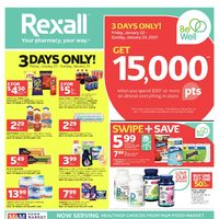 Rexall - Calgary Only - Weekly Flyer