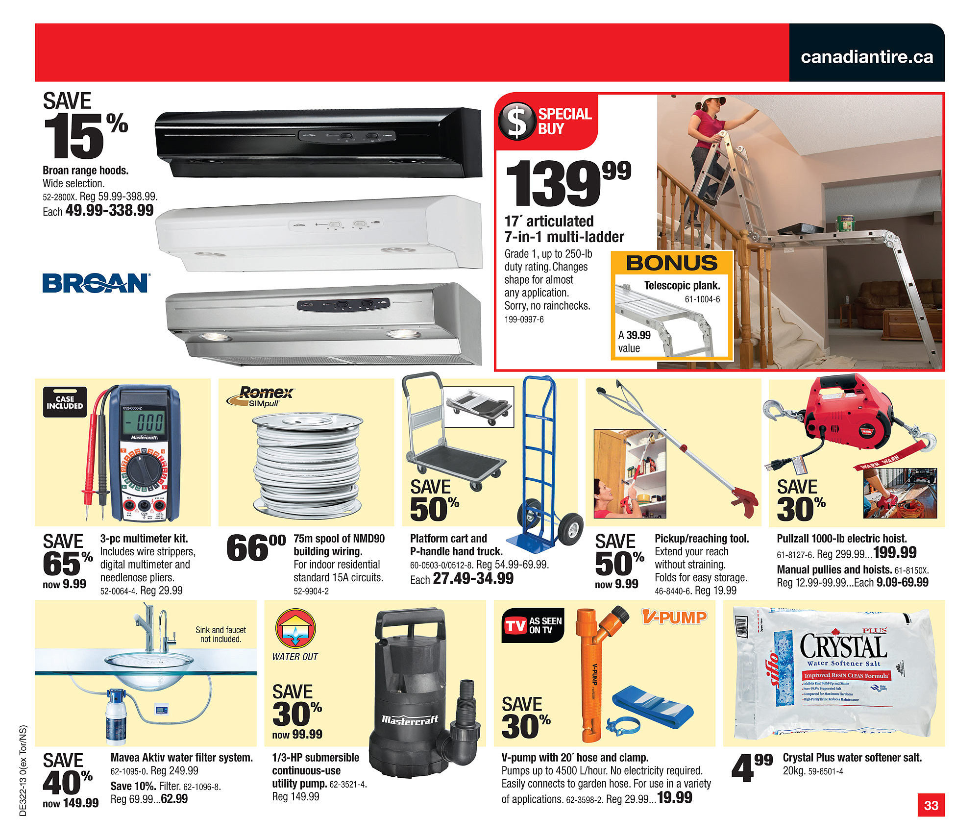 Canadian Tire Weekly Flyer May 23 30 Power Saver Circuit Diagram Jumbo Intelligent