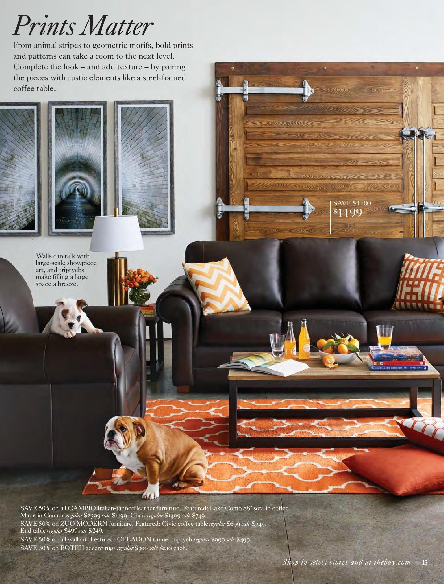 thebay furniture. Thebay Furniture. The Bay Weekly Flyer - Welcome To Summer Living May 16 \\u2013 Furniture