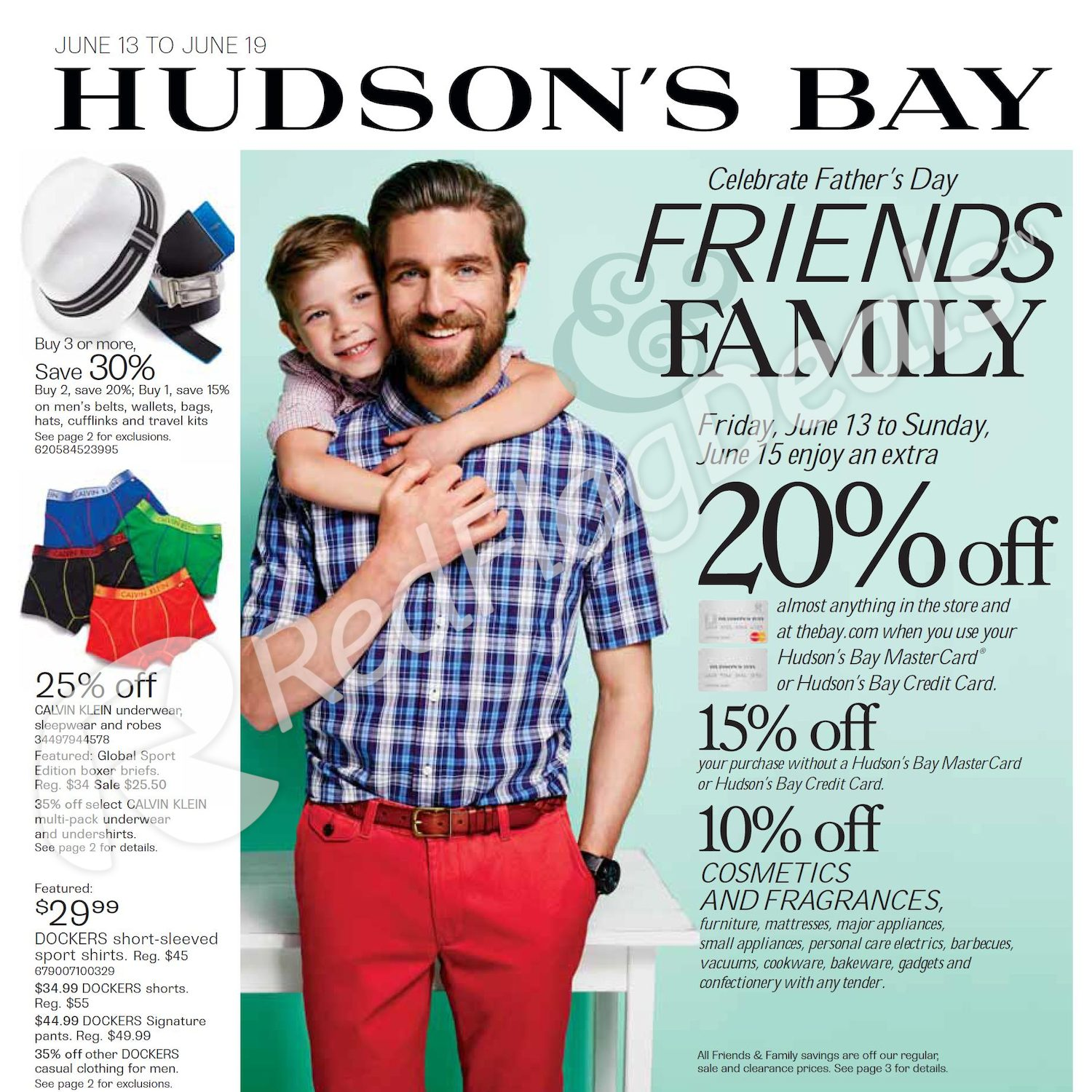 dd877c1aeec2 The Bay Weekly Flyer - Weekly Flyer - Celebrate Father's Day - Jun 13 – 19  - RedFlagDeals.com