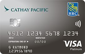 RBC® Cathay Pacific VISA® Platinum