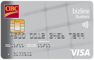 CIBC bizline™ VISA® Card for Small Business