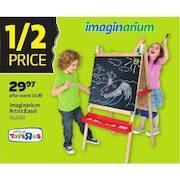 Toys R Us Imaginarium Artist Easel Redflagdeals Com