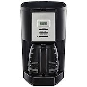 Krups® 12-Cup Programmable Coffee Maker In Black - $29.99 ($50.00 Off)