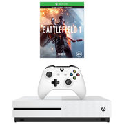 Xbox One S 500GB Battlefield 1 Bundle - $329.99 ($50.00 off)