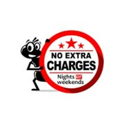 No Extra Charge Nights & Weekends