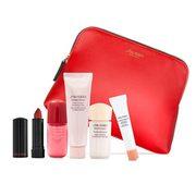 The Bay Hudson's Bay: Get a Free 6-Piece Shiseido Fall Gift Set with $45+ Shiseido Purchase! Free 6-Pc. Shiseido Gift Set with $45+ Purchase!