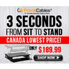 Get $20 Off On Sit Standing Desk