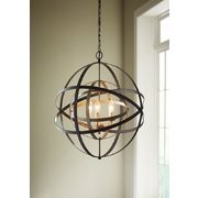 Home Decorators Collection Dual Orb Chandelier - $79.88