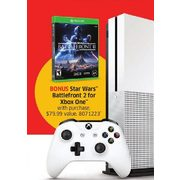 Free Star Wars Battlefront 2 for Xbox One with Purchase
