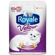 "Walmart Weekly Flyer Roundup: Royale Velour 24-Pk. Bathroom Tissue $9, Element 39"" Smart LED HD TV $168 + More!"