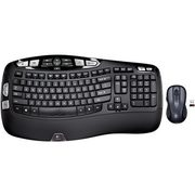Logitech MK550 Wireless Wave Keyboard and Mouse combo or M570 USB Wireless Trackball Mouse - From $59.99 (Up to $20.00 off)