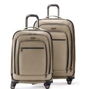 Samsonite Rhapsody Pro Dlx Spinner Carry-on Luggage - $179.99 (60% off)