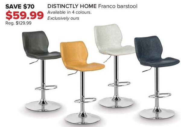 The Bay Distinctly Home Franco Barstool Redflagdeals Com