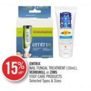 Shoppers Drug Mart Emtrix Nail Fungal Treatment Redflagdeals Com