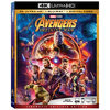 Avengers: Infinity War Cinematic Universe Edition (English) (4K Ultra HD) (Blu-ray Combo) - From $22.99a