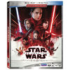 Star Wars: The Last Jedi (English) (Blu-ray) (2017) - From $18.99