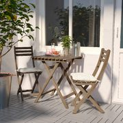 IKEA: 15% Off Outdoor Bistro Sets Until March 24, IKEA Family Members Only