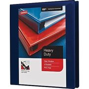 Staples Heavy-Duty View Binders - From$6.74 (25% off)