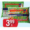 Cedar Frozen Peas And Carrots Or Green Peas Only - $3.99