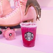 Starbucks Happy Hour: 50% Off Starbucks Refreshers Beverages After 3:00 PM, Today Only