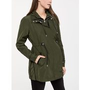 Lightweight Maternity Hooded Jacket - $55.99 ($24.00 Off)