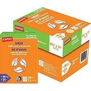 Staples Inkjet And Laser Paper Case - $44.99
