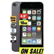 "Apple 4.0"" Ipod Touch 6th Gen - $169.98"