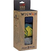 Wigwam Peak To Pub Gift Box F18 Socks - Men's - $36.75 ($12.25 Off)