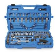 Mastercraft Socket Set, 184-pc - $99.99 ($250.00 Off)