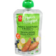 PC Organics Baby Food Pouches - 4/$5.00