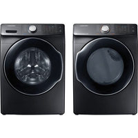 [Samsung 5.2 Cu. Ft. HE SuperSpeed Front Load Steam Washer & 7.5 Cu. Ft. Electric Steam Dryer - $1999.98]