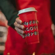 Starbucks: Get a FREE Reusable Holiday Cup with Any Handcrafted Holiday Beverage on November 7
