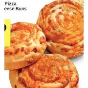 Cheese Swirl or Pizza or Garlic and Cheese Buns - $4.49