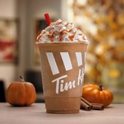 Tim Hortons: Pumpkin Spice Beverages and Baked Goods Are Back for 2020