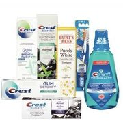 Crest or Burt's Bees Toothpaste, Oral-B Manual Toothbrushes or Crest Mouthwash - $4.99