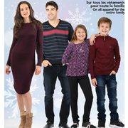 All Apparel For The Entire Family - BOGO 50% off