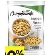 Compliments Baking Nuts - 20% off