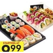 Sushi Festive Crunch - Starting at $9.99