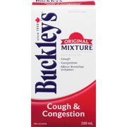 Buckley'S Syrup Or Caplets Or Liquid Gels - $8.98